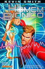 O Homem Bionico # 02.cbr